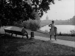 bench berlin berlin germany 1950 1959 hd stock video 223 141 448