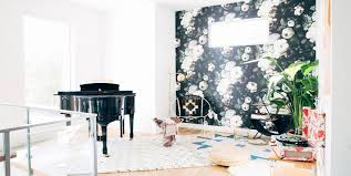 Home Floral Decor How To Use Floral Prints In A Modern House Floral Prints For The