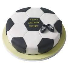 football cake fiona cairns football cake 25cm waitrose