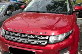 pink range rover land rover range rover evoque 5dr for sale carro used car