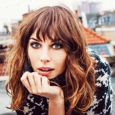 lob hairstyles with bangs trendy long bob haircuts for 2016 2017 haircuts hairstyles and