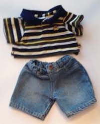build a boy clothes sailor boy teddy clothes to fit 15 40cm build a