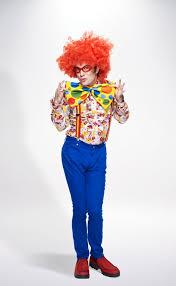 Clown Halloween Costume Groovy Clown Costume Mens Halloween Costumes Village