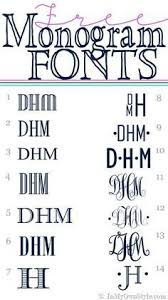 3 initial monogram fonts top 10 free monogram fonts fonts monograms and cricut