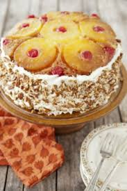 pineapple upside down recipes from desktopcookbook