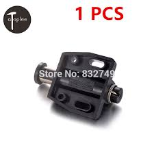 touch latch cabinet hardware 1 pcs steady cabinet hardware single magnetic cupboard touch latch