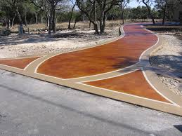 Stained Concrete Patio Images by 52 Best Stained Concrete Images On Pinterest Concrete Driveways