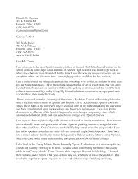 cover letter formal cover letter examples formal cover letter