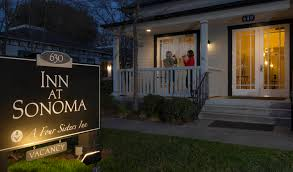 official website for inn at sonoma sonoma bed u0026 breakfast hotels