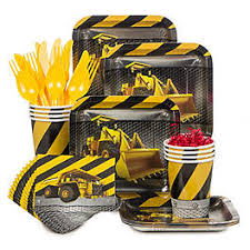 construction party supplies construction party themes