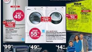 sears black friday appliance sales craftsman 309pc socket set and ball bearing tool storage deals