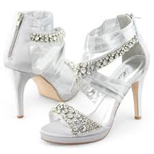 wedding shoes halifax silver womens get dressed nighttime shoes trendy style