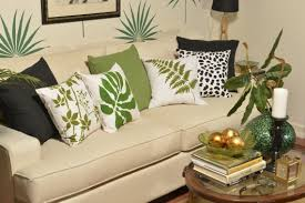 Tropical Home Decor Trend Spotting Tropical Decorating Stencil Stories Stencil Stories
