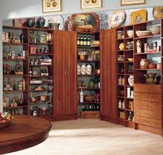 various smart corner kitchen pantry creative ideas for corner