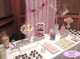 Pink Wedding Candy Buffet by Candy Tables For Wedding Chanele Rose Flowers Blog Sydney