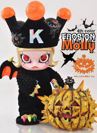 erosion molly halloween party by kennyswork x instinctoy the toy