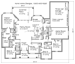 Empty Nest Floor Plans House Plans By Korel Home Designs Bedroom To Make Into