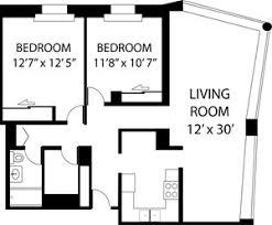 Clarendon Homes Floor Plans 4600 N Clarendon Rentals Chicago Il Rentcafé