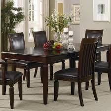 ramona transitional dining formal dining table walnut coaster 101631