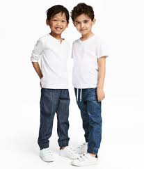 Boys White Skinny Jeans Boys 18m 10y Kids Clothing Shop Online H U0026m Us