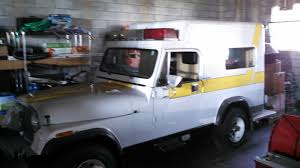 jeep 1982 1982 cj8 scrambler horton ambulance expedition portal