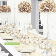 chandelier centerpieces 45 ideas of table top chandelier