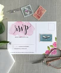 Where Does Stamp Go On Envelope 6 Common Questions About Wedding Rsvp Cards U2014 Elisaanne Calligraphy