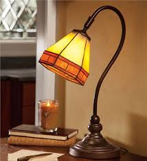 Under Desk Lighting Bedroom Arts And Crafts Lamp Woodworking Plan From Wood Magazine
