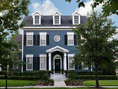 House Exterior Paint Ideas Paint Color Ideas For Colonial Revival Houses Wood Entry Doors