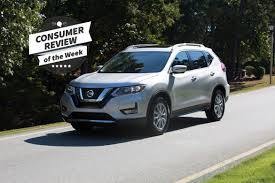 green nissan rogue consumer review of the week 2017 nissan rogue news cars com