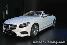 2018 mercedes s class coupe u0026 cabriolet showcased at iaa 2017