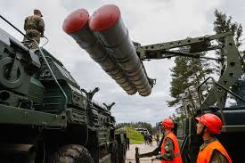It Is Being Reported That Turkish Military Forces Have by Us Relays Concern To Turkey After Nato Ally Makes Deposit For S 400
