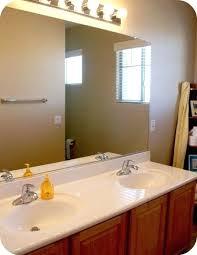 How To Remove Bathroom Mirror Remove Bathroom Mirror Simple How To Remove A Bathroom Mirror With