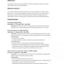 Professional Profile For Resume How To Write A Professional Profile Resume Genius Profiles