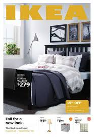 Ikea Canada Bed Frames Ikea Bed Frames Event Flyer August 28 To September 18