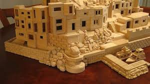 toothpick house balloon art toothpick art 5 fascinating artworks with unusual