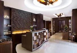 charming spa reception desk lagoon spa reception desk at the laa a luxury collection