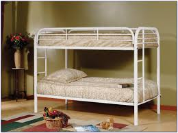 Cheap Bunk Beds With Mattresses Futon Bunk Bed With Mattress Included Roselawnlutheran