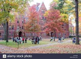 Harvard Campus Map Harvard University Campus Stock Photos U0026 Harvard University Campus