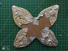 diy butterfly garden ornament diy butterfly garden ornaments