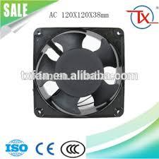 electric motor fan plastic ce certificate 120mm 4 inch axial fan plastic blade 220v fan