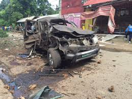 philippine motorcycle taxi philippines motorbike bomb rips through vice mayor u0027s convoy