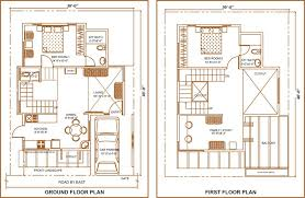 30x50 House Floor Plans Buildness Hire Architects Services