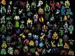ben 10 aliens albinojoker4 deviantart