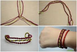 make bracelet string images Shocking how to make strand braided friendship bracelet out of jpg