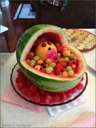 congrats it u0027s a u2026 watermelon watermelon baby carriage
