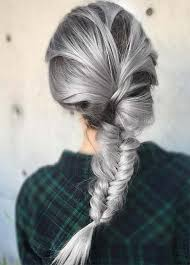 silver hair 28 trendy grey hair color ideas to rock styleoholic