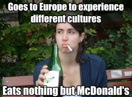 Macdonalds Meme - travel meme monday eating at mcdonald s in europe deetravelssite