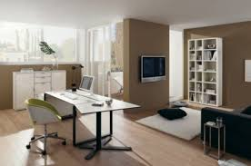 designing a masculine home office picture on charming modern