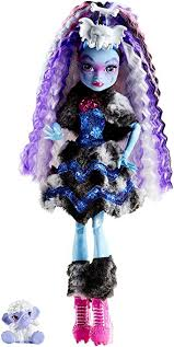 Abbey Bominable Halloween Costume Amazon Monster Abbey Bominable Doll Toys U0026 Games